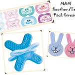 MAM Soother/Teether Pack Giveaway (Giveaway Now Closed)