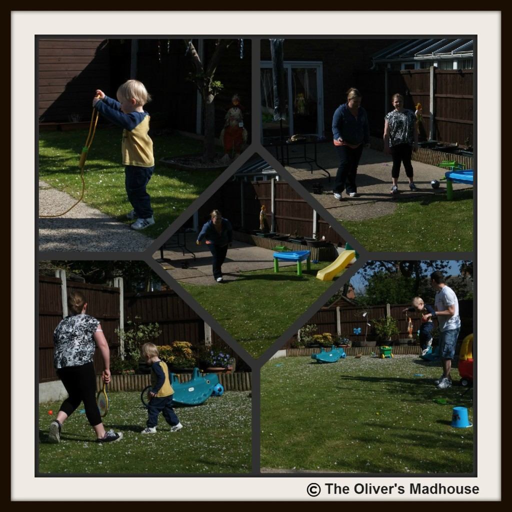 Active Family Month Challenge – Get Sporty The Oliver\\\'s Madhouse