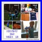 My Week That Was – Project 365 Week 18