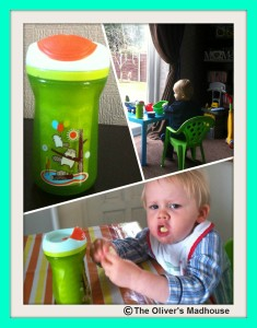 Review: Tommee Tippee Active Sipper Cup The Oliver\\\'s Madhouse