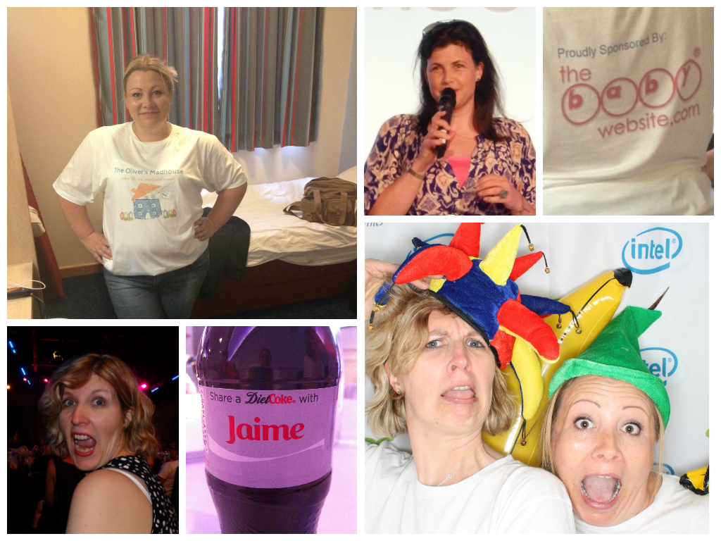 I Went To BritMums Live 2013 The Oliver\\\'s Madhouse