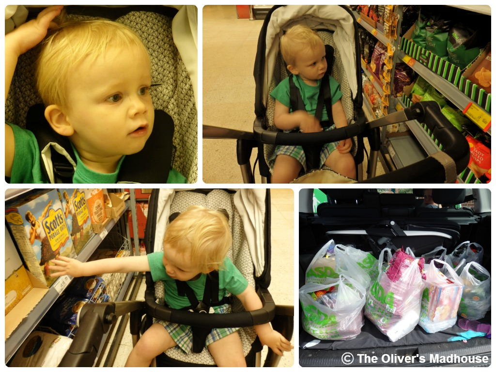 Review: Out And About With The Maxi-Cosi Loola Pushchair The Oliver\\\'s Madhouse