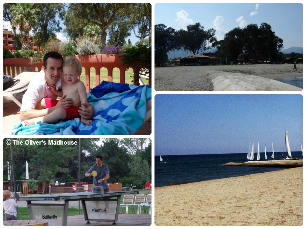 Review: Mark Warner San Lucianu Beach Resort Corsica The Oliver\\\'s Madhouse