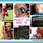 My Week That Was – Project 365 Week 28