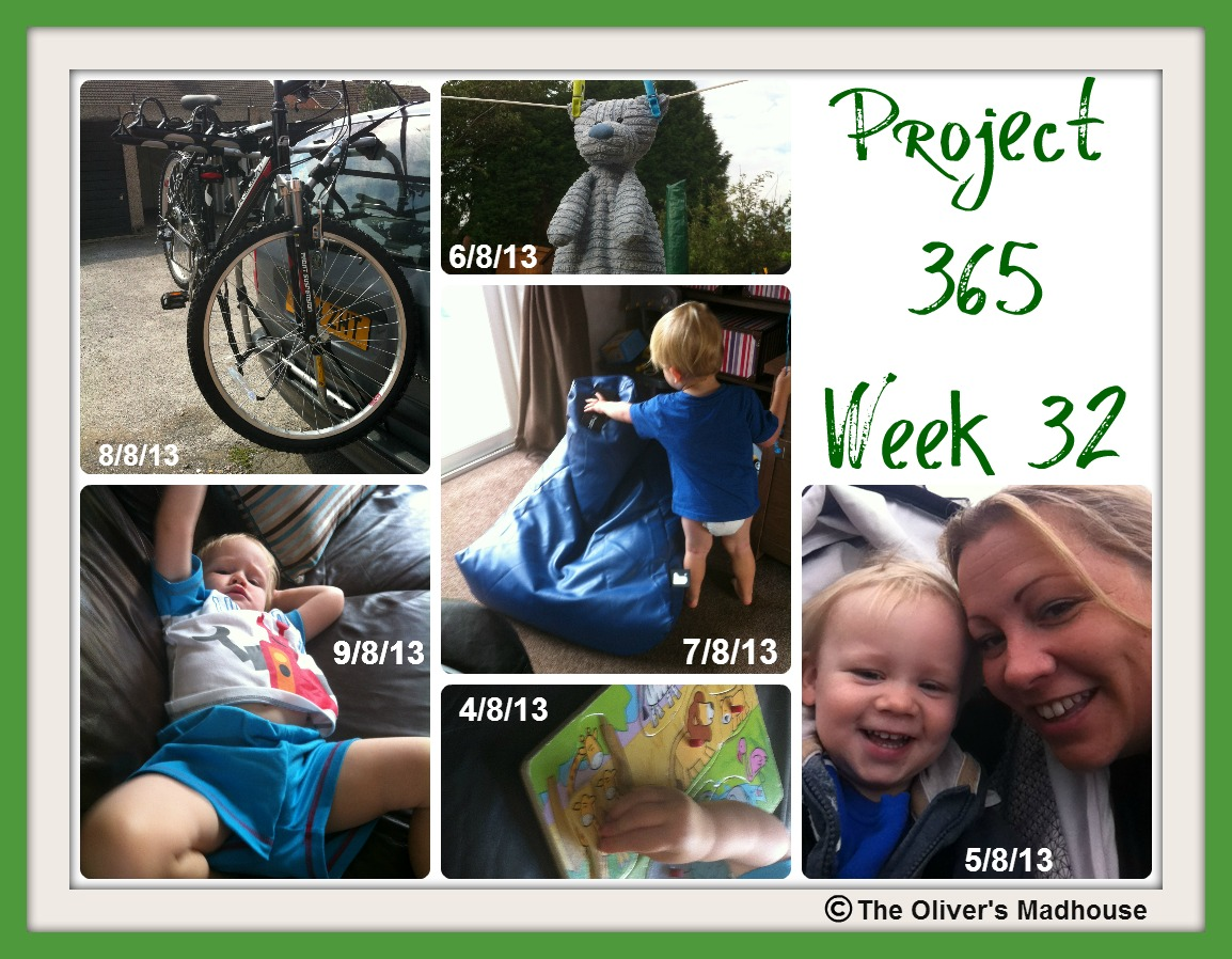 My Week That Was - Project 365 Week 32 The Oliver\\\'s Madhouse