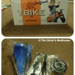 Review: Original YBIKE Balance Bike