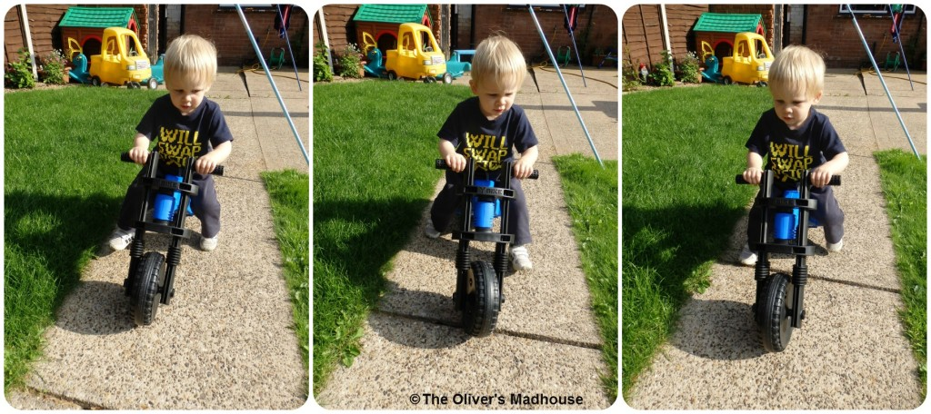 Review: Original YBIKE Balance Bike The Oliver\\\'s Madhouse