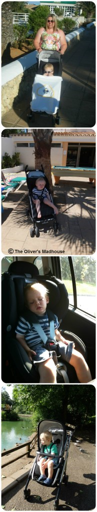 Blog Birthday Bonanza Giveaway - Maxi-Cosi CabrioFix Car Seat (Giveaway Now Closed) The Oliver\\\'s Madhouse