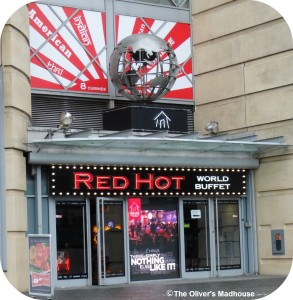 Red Hot World Buffet Nottingham