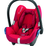 Blog Birthday Bonanza Giveaway – Maxi-Cosi CabrioFix Car Seat (Giveaway Now Closed)