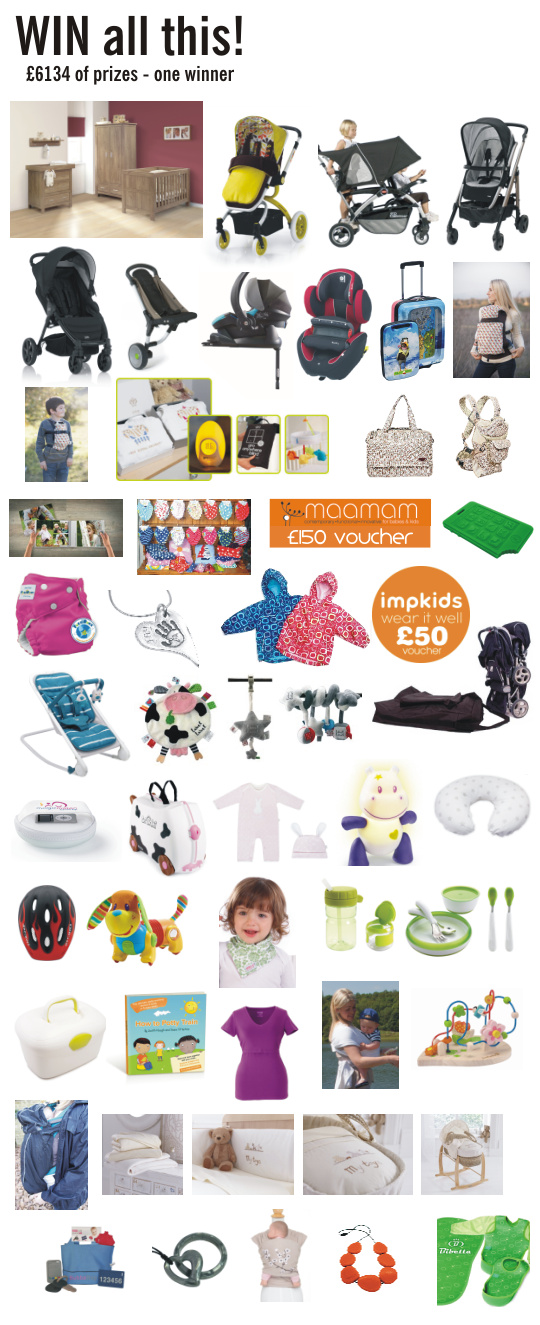 Giveaway: Win 1 of 5 VIP Memberships For Pushchair Trader (Giveaway Now Closed) The Oliver\\\'s Madhouse