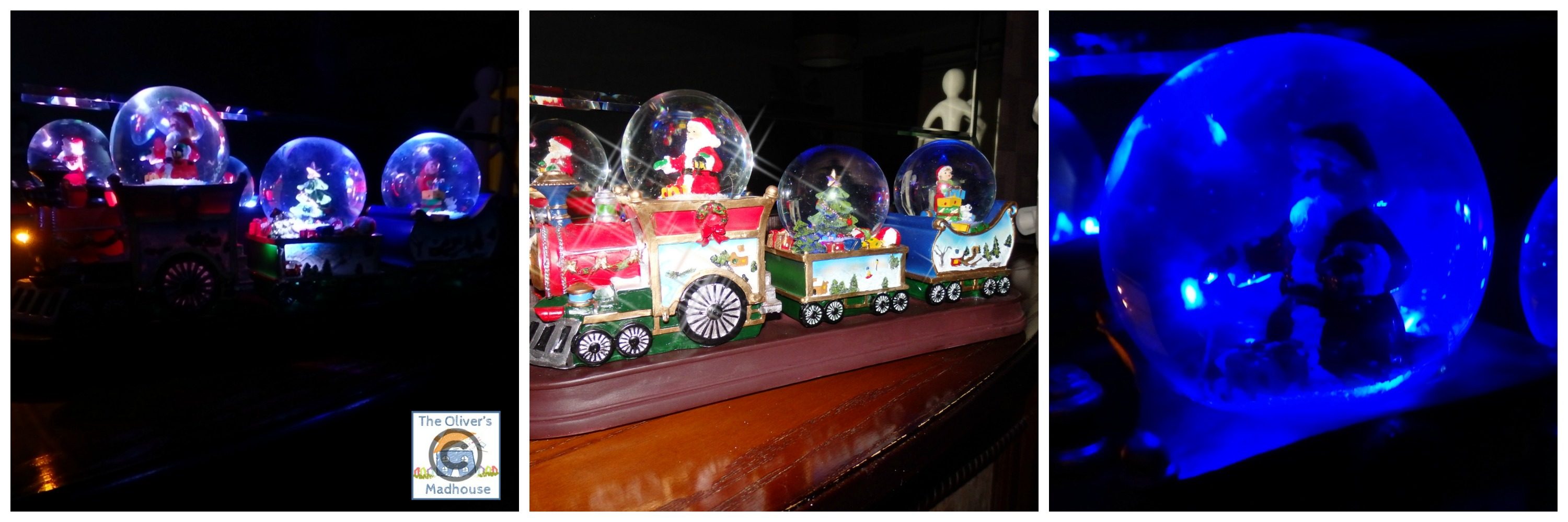 Review & Giveaway - Love Christmas Ltd Snow Globe (Giveaway Now Closed) The Oliver\\\'s Madhouse