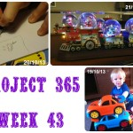 My Week That Was – Project 365 Week 43