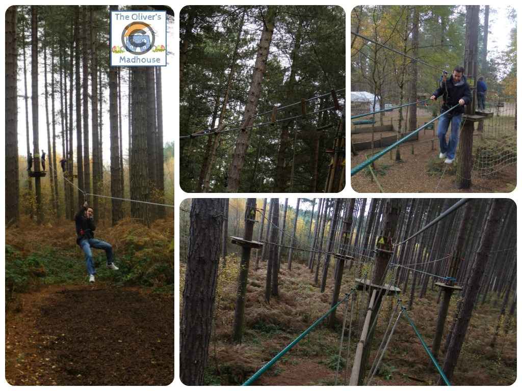 Review: Tree Top Adventure At Go Ape The Oliver\\\'s Madhouse
