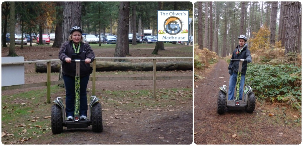 Review: Go Ape - Forest Segway Experience The Oliver\\\'s Madhouse