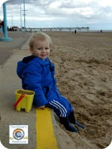 Sunshine And Sandcastles in Skegness The Oliver\\\'s Madhouse