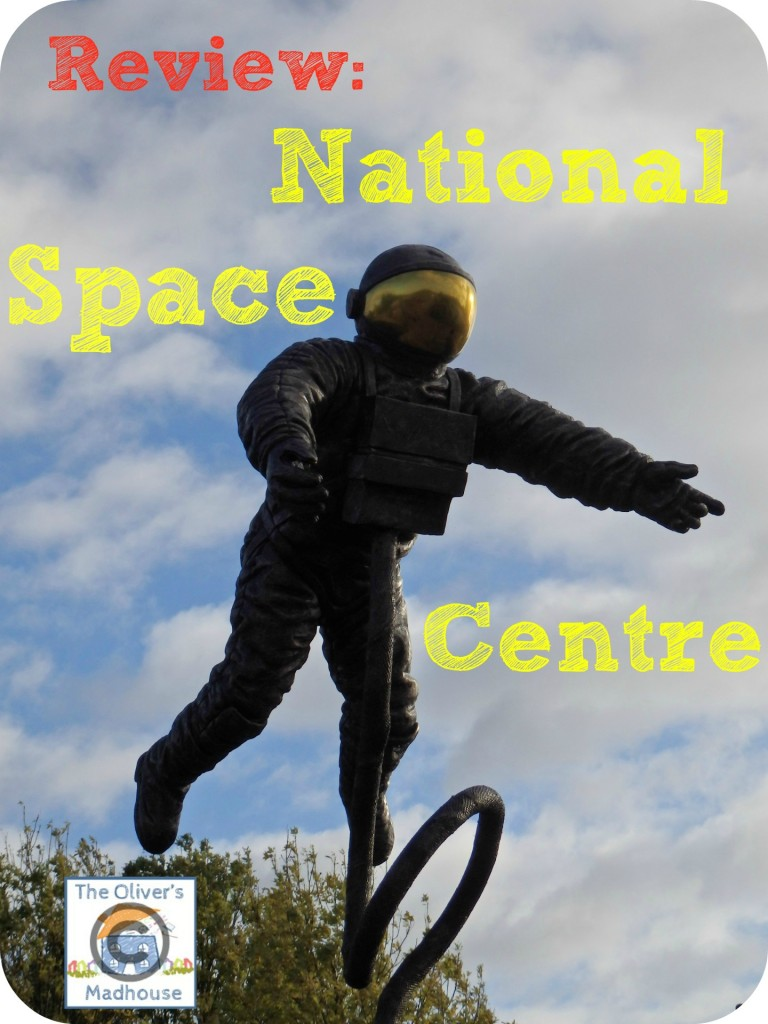 National Space Centre - Back To The Moon For Good The Oliver\\\'s Madhouse