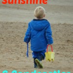Sunshine And Sandcastles in Skegness