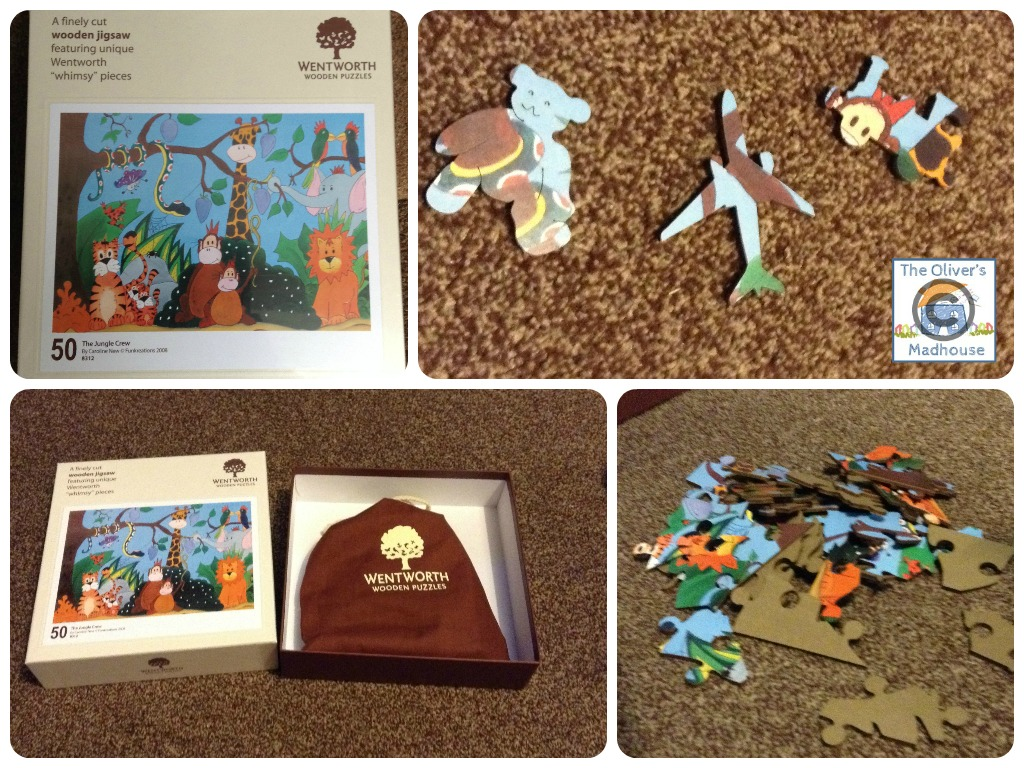 Wentworth Wooden puzzle
