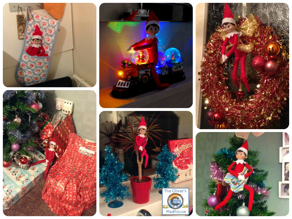 Elf On The Shelf Obsession The Oliver\\\'s Madhouse
