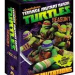 Giveaway: Teenage Mutant Ninja Turtles Complete Season 1 (DVD) (Giveaway Now Closed)