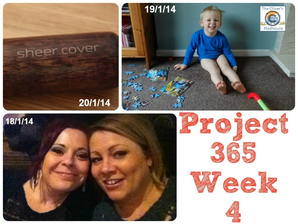 Project 365 Week 4