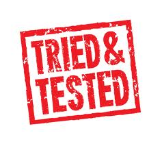 Tried & Tested Tuesday Logo