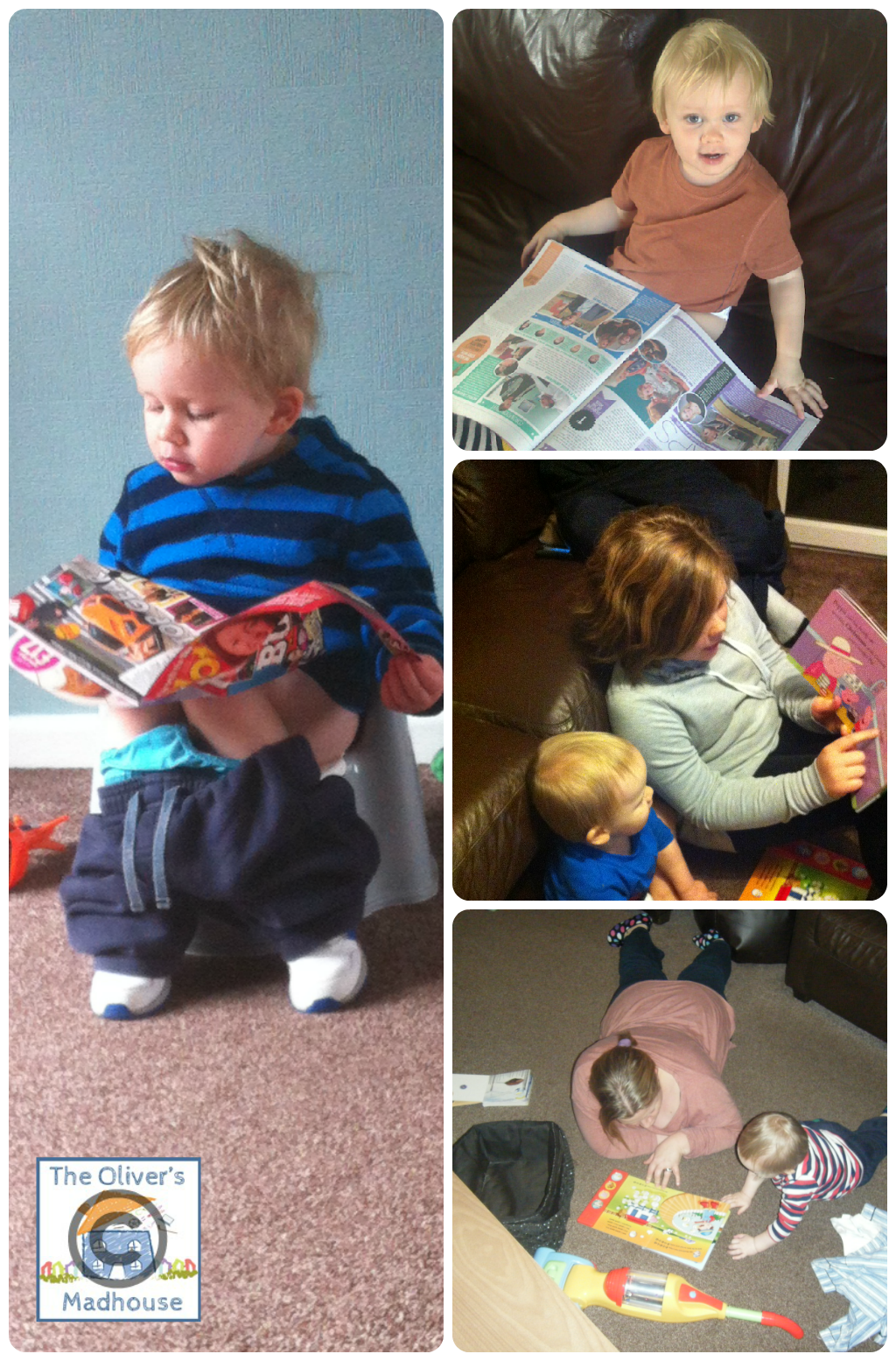 World Book Day & What Reading Means to Us The Oliver\\\'s Madhouse
