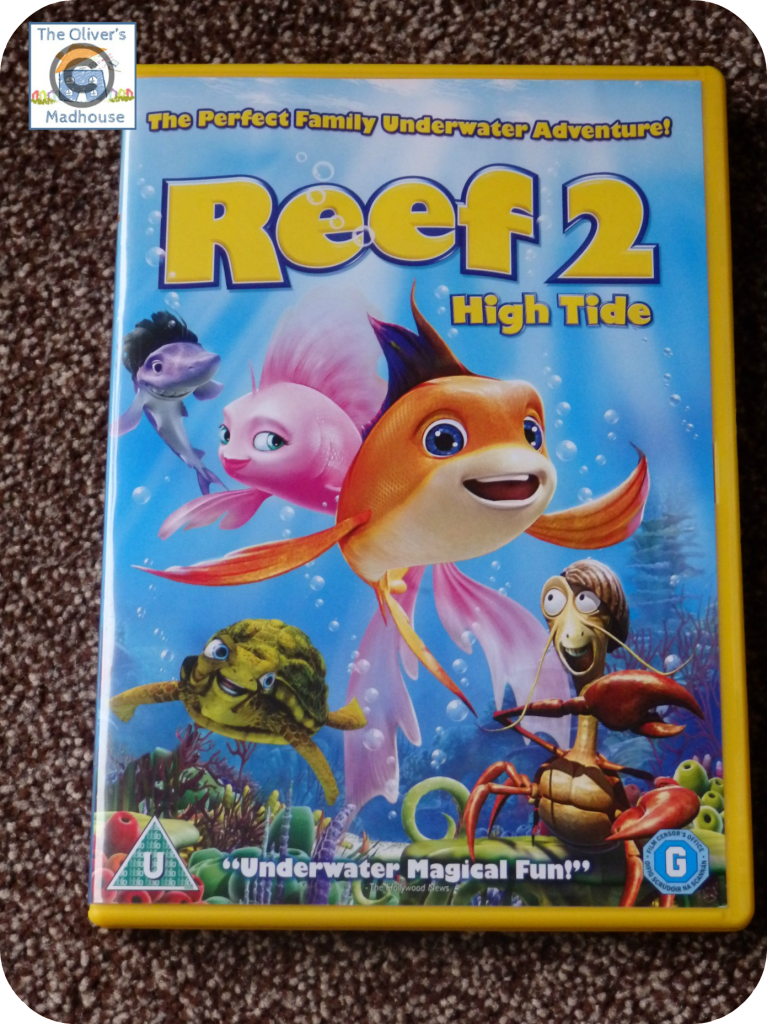 Review: Reef 2 High Tide DVD The Oliver\\\'s Madhouse