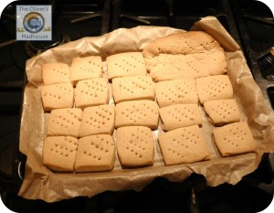 Recipe: Traditional & Simple Shortbread The Oliver\\\'s Madhouse