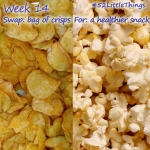 #52LittleThings Week 14 – Swap A Bag Of Crisps For A Healthier Snack
