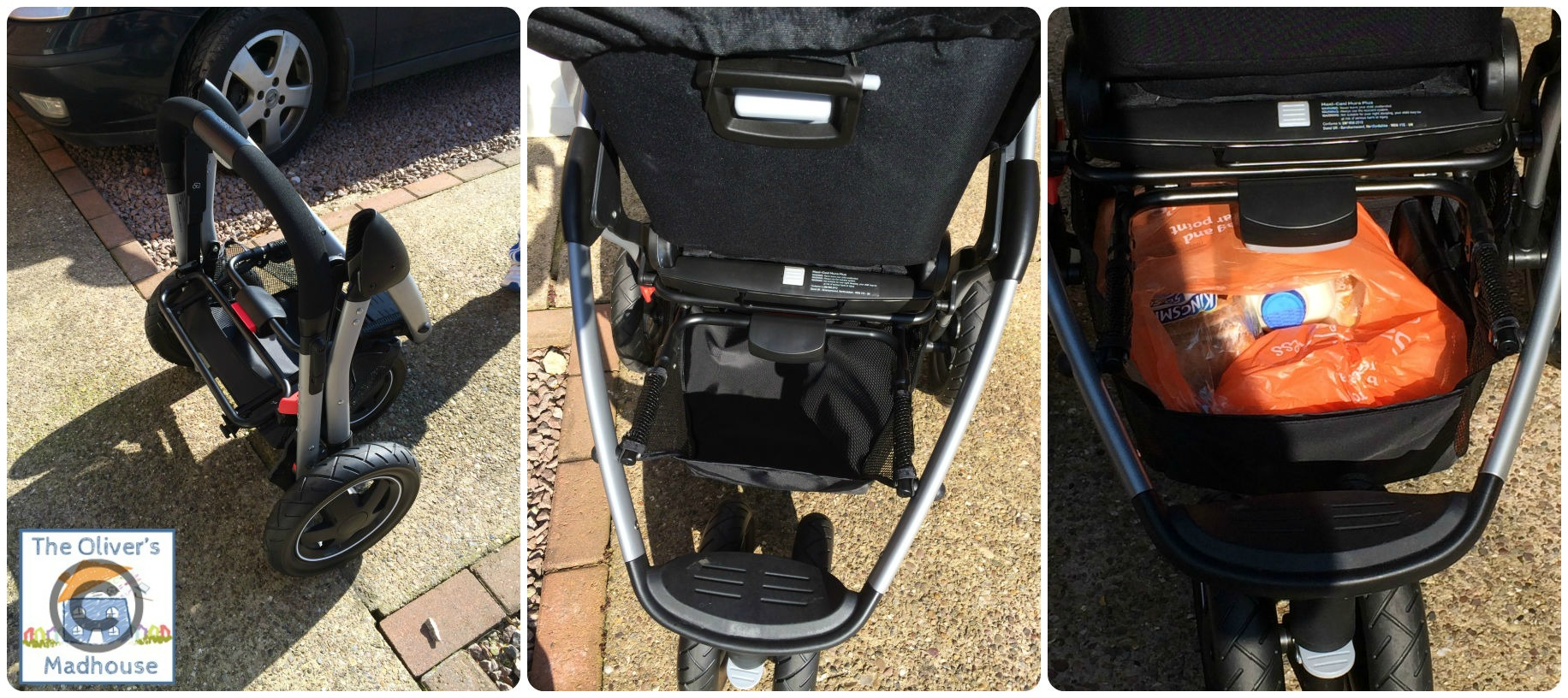 Review: Maxi-Cosi Mura Plus - Out And About The Oliver\\\'s Madhouse