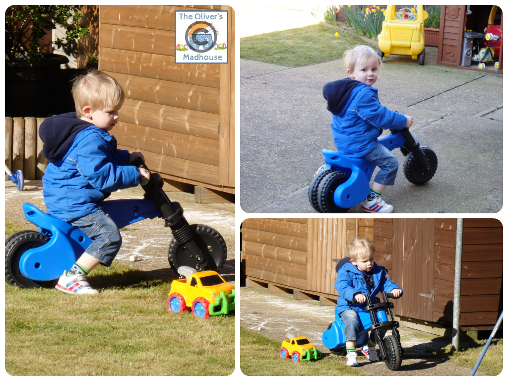 #52LittleThings Week 12 - Swap Indoors For Outdoors The Oliver\\\'s Madhouse