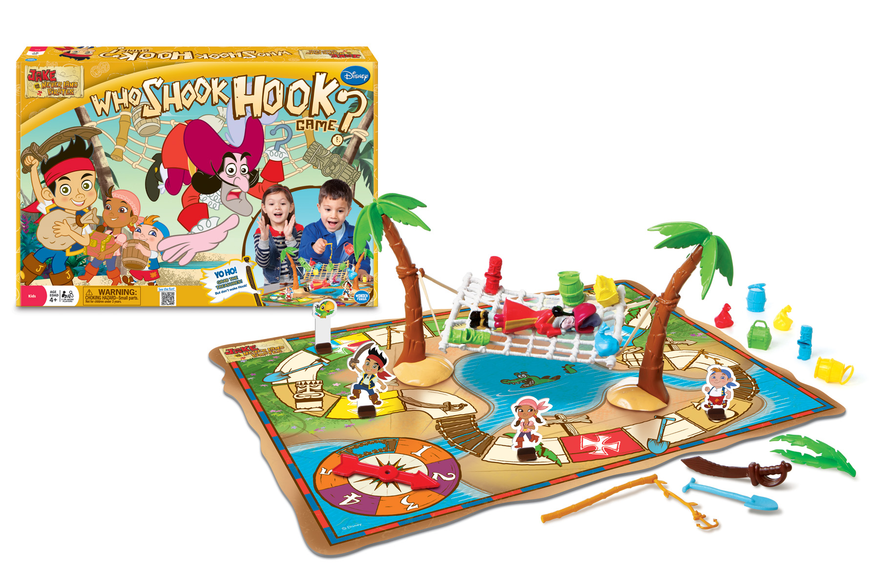Review & Giveaway: Who Shook Hook Board Game (Giveaway Now Closed) The Oliver\\\'s Madhouse