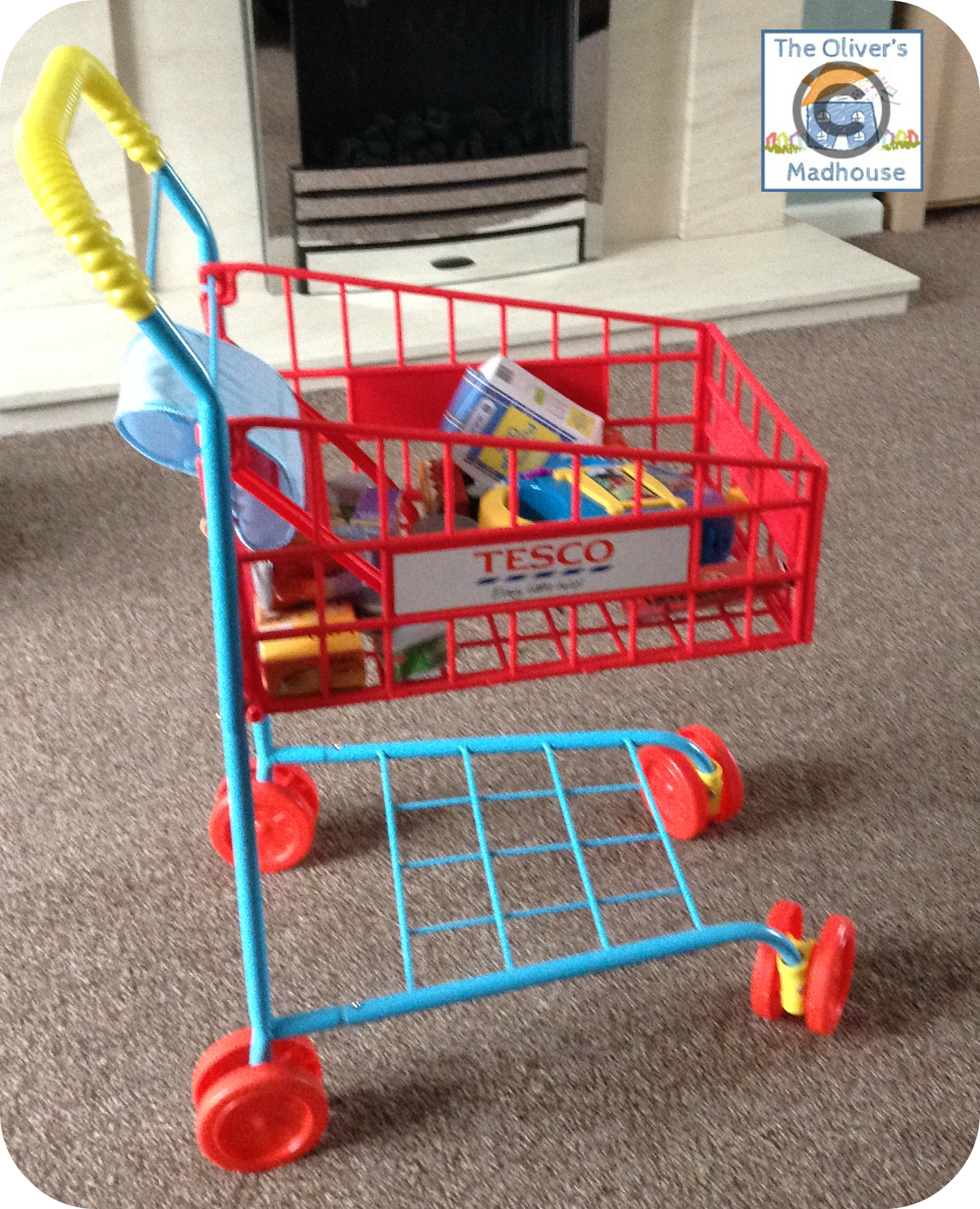 #52LittleThings Week 11 - Head To The Supermarket On A Full Stomach The Oliver\\\'s Madhouse