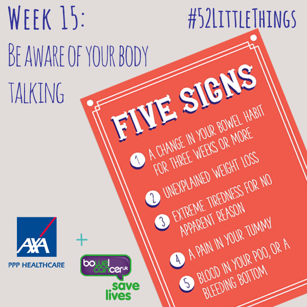 #52LittleThings Week 15 - Be Aware Of Your Body Talking The Oliver\\\'s Madhouse