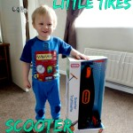 Review: Little Tikes Learn to Turn Scooter