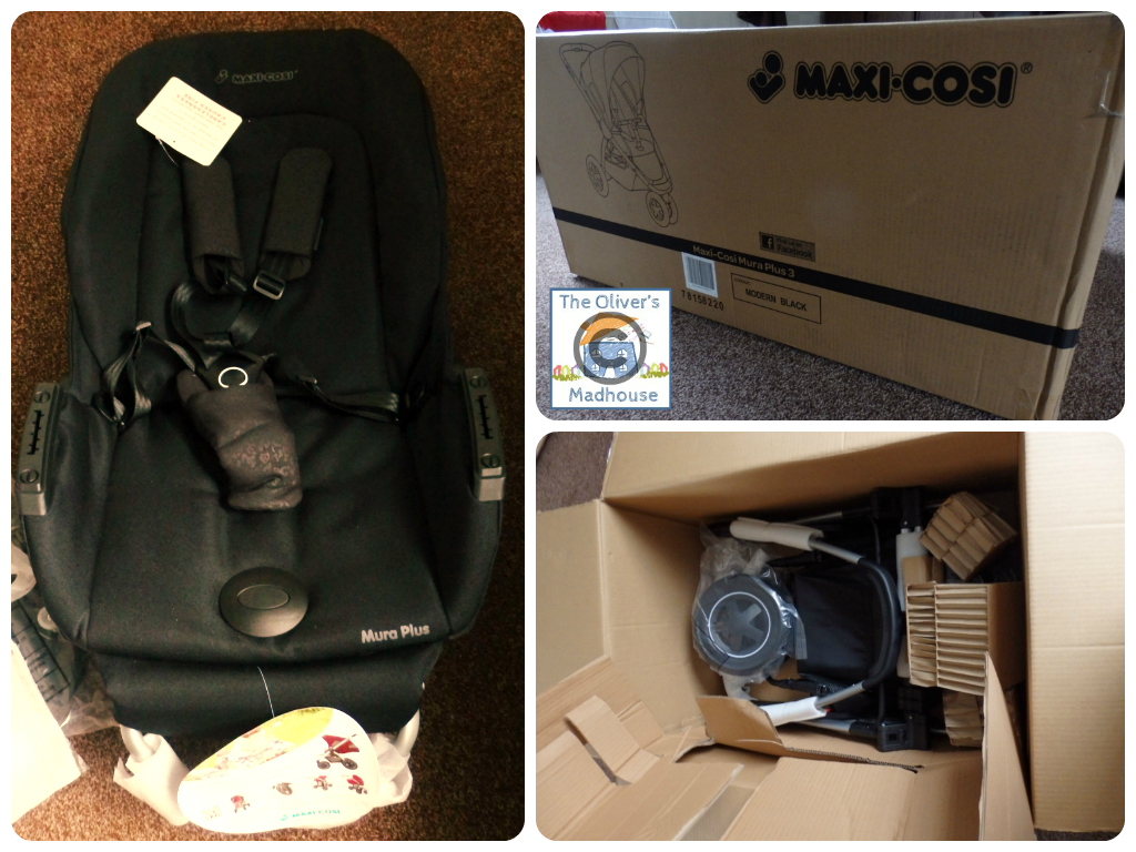 Review: Maxi-Cosi Mura Plus Pushchair The Oliver\\\'s Madhouse