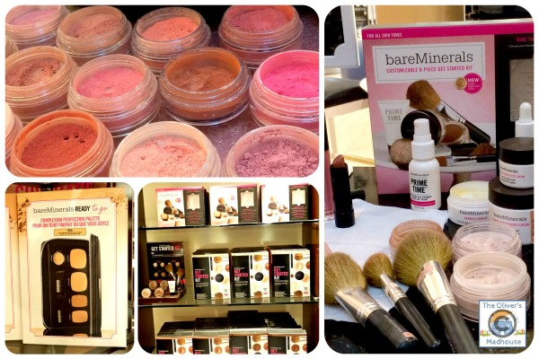 A Make Under Consultation By bareMinerals  The Oliver\\\'s Madhouse