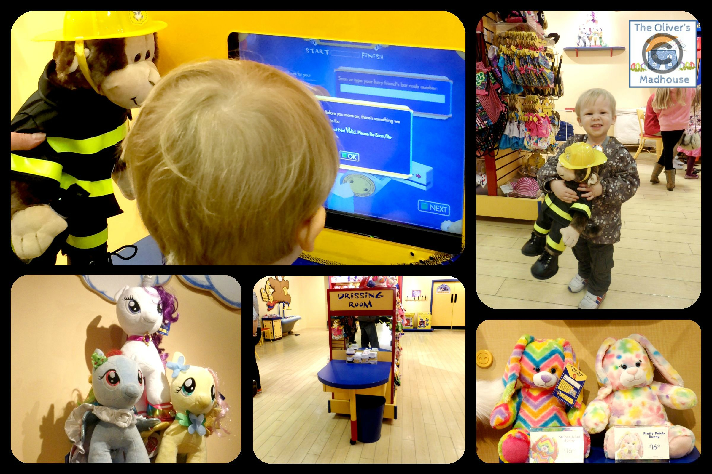 Review: Build A Bear The Oliver\\\'s Madhouse