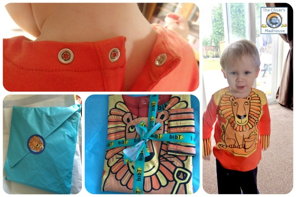 Review & Giveaway: An Innovative BibT Top The Oliver\\\'s Madhouse