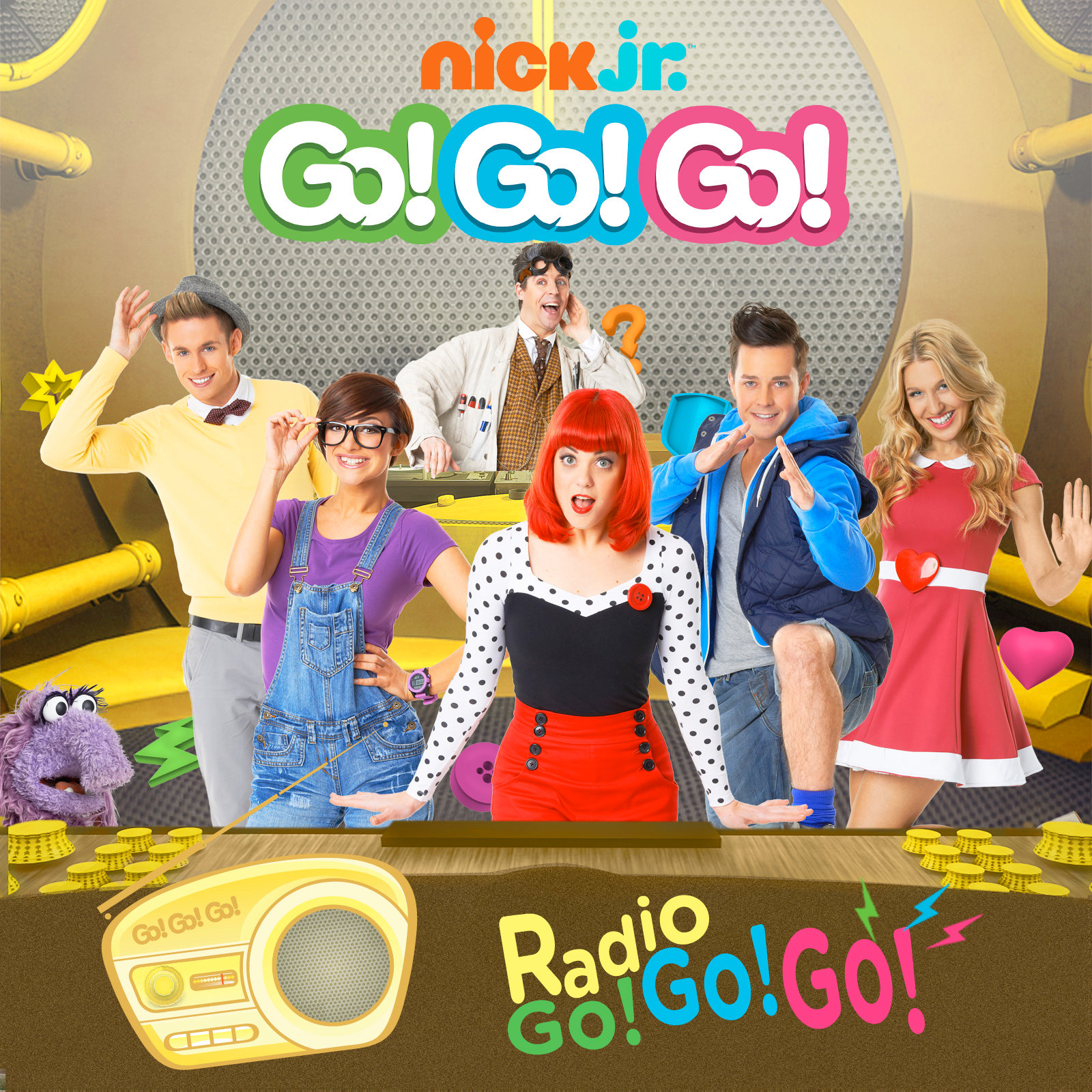 Giveaway: Win 1 of 3 Copies of GoGoGo CD Album The Oliver\\\'s Madhouse