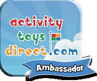 Activity Toys Direct Ambassador Badge