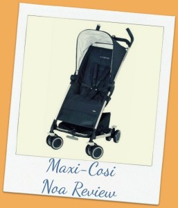 Review: Maxi-Cosi Elea Pushchair The Oliver\\\'s Madhouse