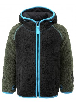 Review: Kozi Kidz Zip Up Hooded Fleece  The Oliver\\\'s Madhouse