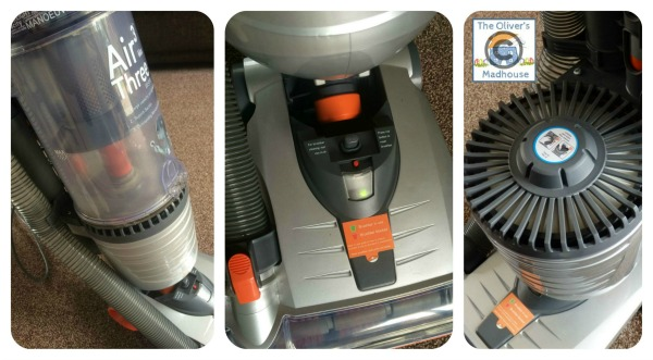 Review: VAX Air 3 Max Upright Vacuum Cleaner The Oliver\\\'s Madhouse