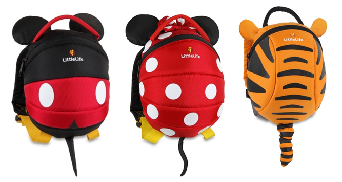 Review: LittleLife Daysack  The Oliver\\\'s Madhouse