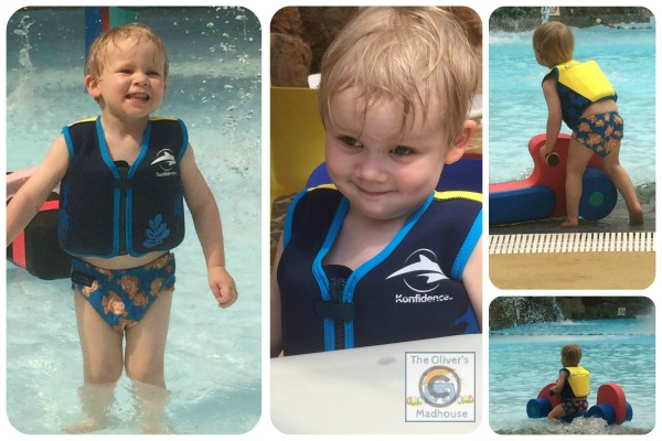 Review: Konfidence Float Jacket & AquaNappy The Oliver\\\'s Madhouse