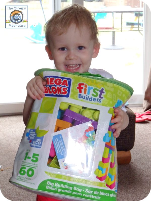Review: Mega Bloks First Builders & Thomas & Friends Deluxe Starter Sets The Oliver\\\'s Madhouse