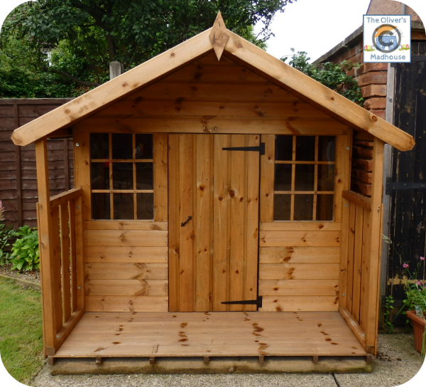 Project Playhouse ... Let The Fun Start The Oliver\\\'s Madhouse